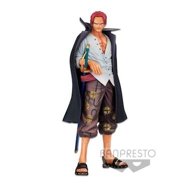 One Piece Shanks Banpresto Chronicle Master Stars Piece