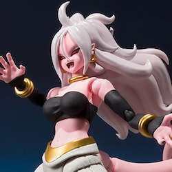 Dragon Ball FighterZ Android 21 S.H.Figuarts