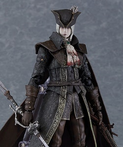 Bloodborne: The Old Hunters Lady Maria of the Astral Clocktower Figma