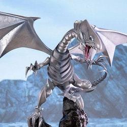 Yu-Gi-Oh! Blue-Eyes White Dragon White Edition