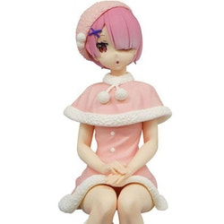 Re:Zero Ram (Snow Princess) Noodle Stopper