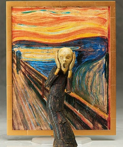 The Scream Figma (Rerelease)