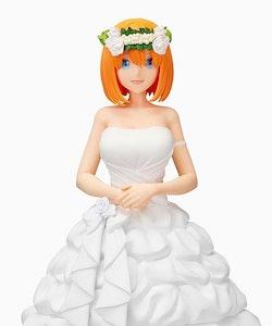 The Quintessential Quintuplets Yotsuba Nakano (Bride Ver.) Super Premium Figure
