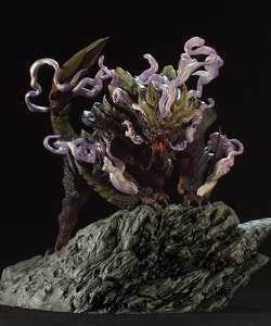 Monster Hunter Magnamalo Capcom Figure Builder Creator's Model