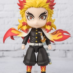 Demon Slayer: Kimetsu no Yaiba Kyojuro Rengoku (Flame Breathing Ver.) Figuarts mini