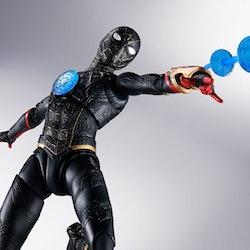 Marvel Spider-Man: No Way Home Spider-Man Black & Gold Suit (Special Set) S.H.Figuarts