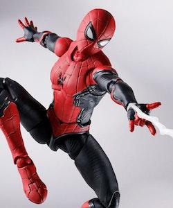 Marvel Spider-Man: No Way Home Spider-Man Upgraded Suit (Special Set) S.H.Figuarts