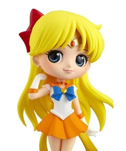 Sailor Moon Super Sailor Venus Q Posket (Rerelease)