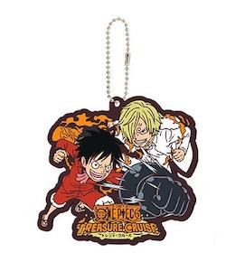 One Piece Keychain Ichibansho - Treasure Cruise Vol.2 (A)