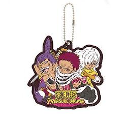 One Piece Keychain Ichibansho - Treasure Cruise Vol.2 (D)