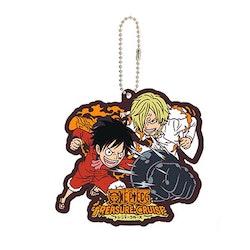 One Piece Ichibansho - Treasure Cruise Vol.2 Set of 8 Keychains