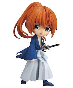 Rurouni Kenshin Battousai Himura (Ver.A) Q Posket