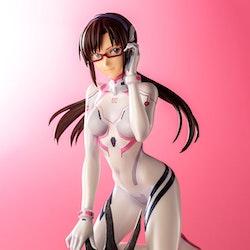 Evangelion Mari Makinami Illustrious (White Plugsuit Ver.)