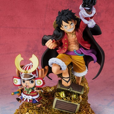 One Piece Monkey D. Luffy (WT100 Commemorative: Daikaizoku Hyakkei)  Figuarts ZERO