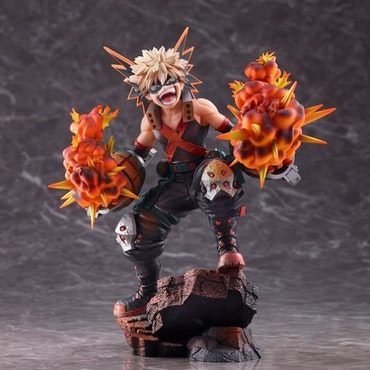 My Hero Academia Katsuki Bakugo S-FIRE