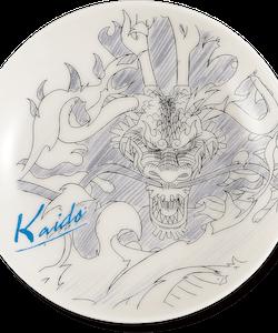 One Piece Decorative Porcelain Plate - Ichibansho - Ex Devils (I)