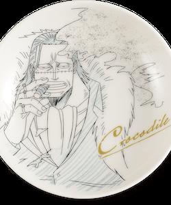 One Piece Decorative Porcelain Plate - Ichibansho - Ex Devils (J)