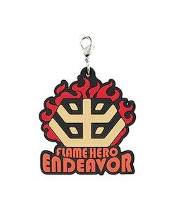 My Hero Academia Endeavor Keychain
