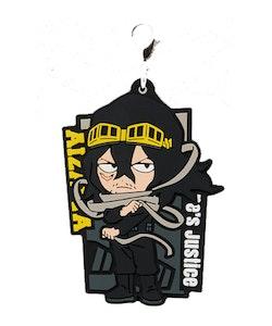 My Hero Academia Aizawa Keychain Ichibansho - One's Justice