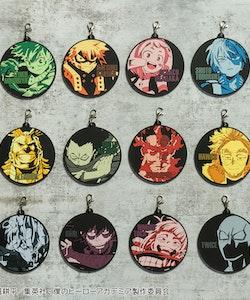 My Hero Academia Hawks Keychain Ichibansho - Hero vs Villains