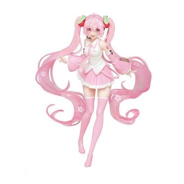 Vocaloid Sakura Miku (Newly Written Illustration Ver.)