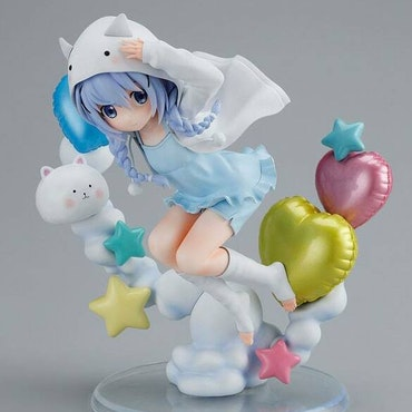Is the Order a Rabbit? Chino (Tippy Hoodie Ver.)