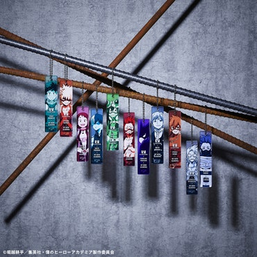 My Hero Academia Acrylic Keychain - Ichibansho Go and Go! (K)