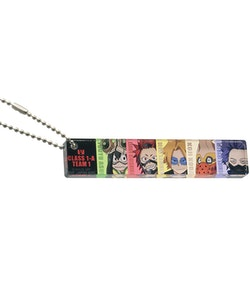 My Hero Academia Acrylic Keychain - Ichibansho Go and Go! (J)