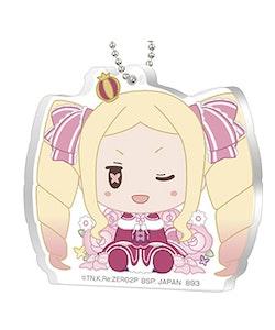 Re:Zero Acrylic Keychain - Ichibansho May The Spirit Bless You (K)