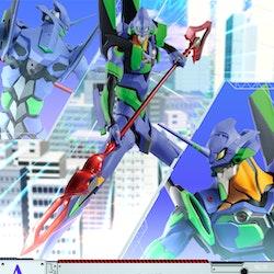 Evangelion Evangelion Unit-01 Ichibansho EVA 01 vs EVA 13