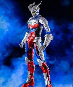 Ultraman Zero: The Chronicle Ultraman Suit Zero FigZero