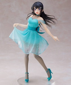 Rascal Does Not Dream of Bunny Girl Senpai Mai Sakurajima (Clear Dress Ver.)