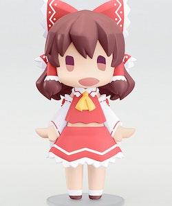 Touhou Project Reimu Hakurei HELLO! GOOD SMILE