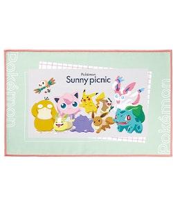 Pokémon Picnic Towel Collection Ichibansho - Sunny Picnic (A)