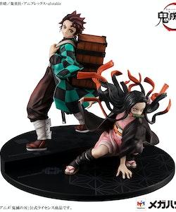 Demon Slayer: Kimetsu no Yaiba Kamado Brother & Sister G.E.M. Series