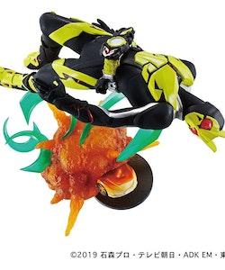 Kamen Rider Petitrama Boxed Set of 4 Figures