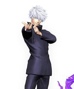 Jujutsu Kaisen Satoru Gojo (Kyoshiki Murasaki) Super Premium Figure
