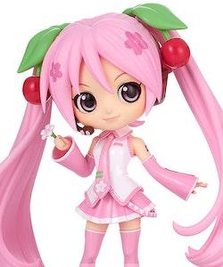 Vocaloid Sakura Miku Q Posket