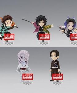 Demon Slayer: Kimetsu No Yaiba WCF Vol.4 Set of 5 Figures