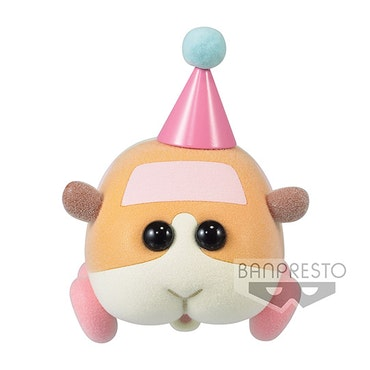 Pui Pui Molcar Fluffy Puffy Potato