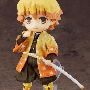 Demon Slayer: Kimetsu no Yaiba Zenitsu Agatsuma Nendoroid Doll