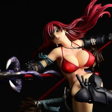 Fairy Tail Erza Scarlet the Knight (Black Armor Ver.)