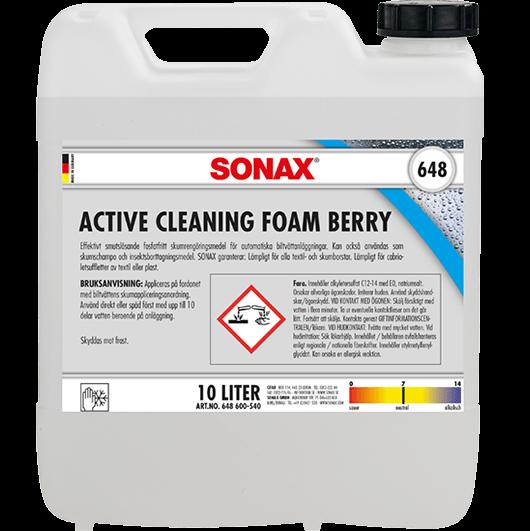 SONAX Active Foam Berry, 10L