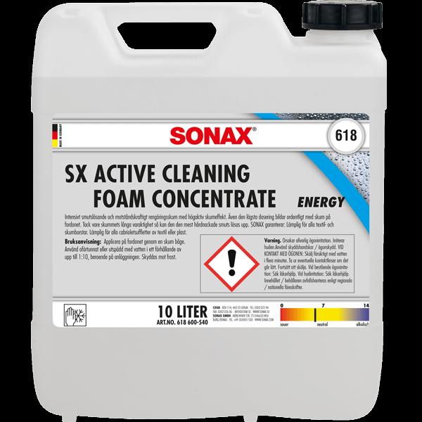 SONAX Active Foam Energy, 10L
