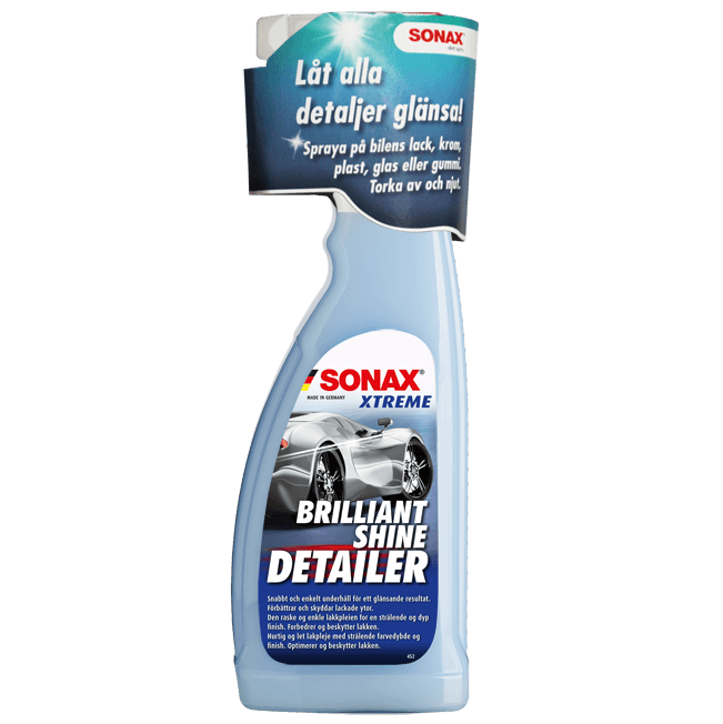 SONAX Xtreme Brilliant Shine Detailer, 500ml