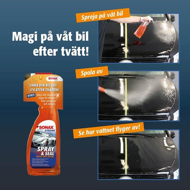 SONAX Xtreme Spray & Seal, 750ml