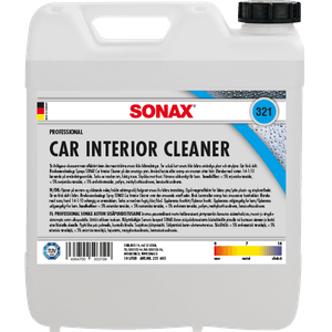 SONAX Car Interior Cleaner, 10 L