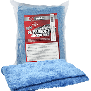 Glosser Supersoft Microfiber 5-Pack