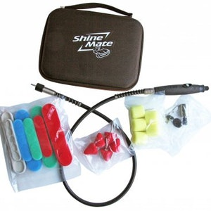 Shine Mate Mini Polisher Kit MPK-3
