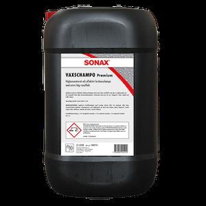 SONAX Vaxschampo Premium, 25L